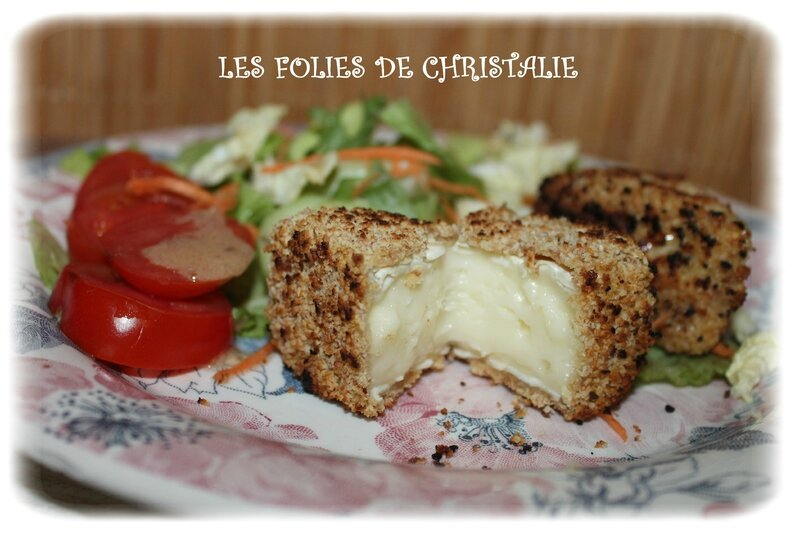 Camembert pané 7