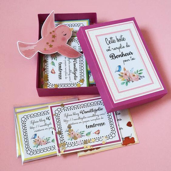 cartes de visite vanillejolie