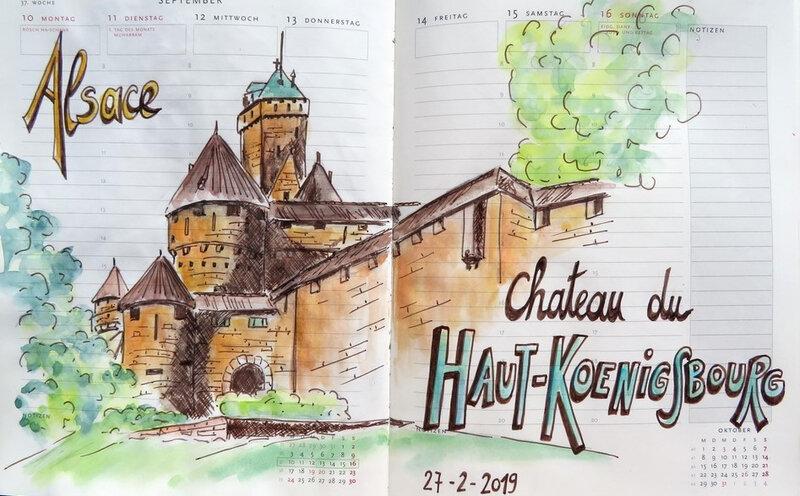 DD 191 un château de ma région natale