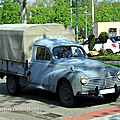 Peugeot 203 pick-up baché (retrorencard mai 2013)