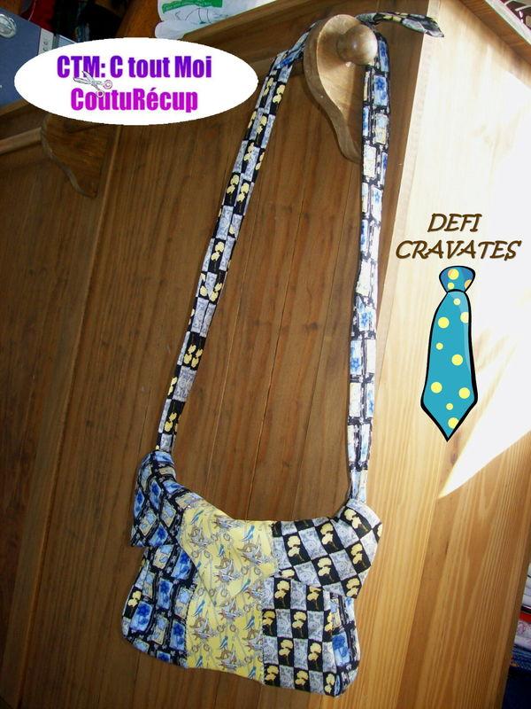 sac 3 cravates