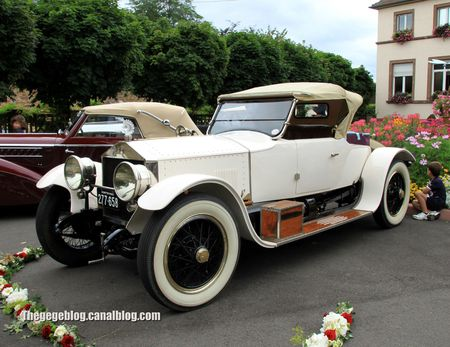 Roemer type C6-54 roadster de 1924 (Retrorencard aout 2012) 01