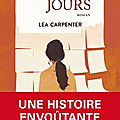 Onze jours de léa carpenter