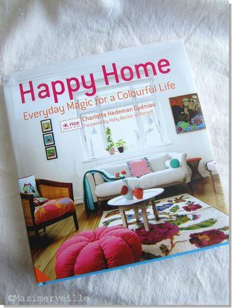happy home le livre