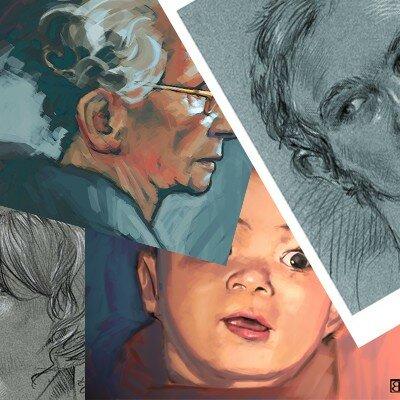 visuel Portraits