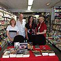 Librairie RUC à Colmar, le 21 juin 2014