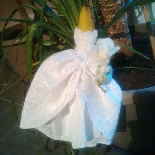 Le mariage de Miss Banane