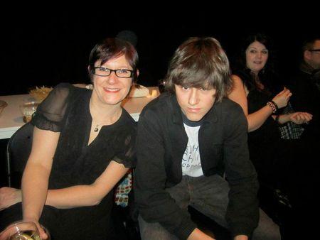 Avec Tom