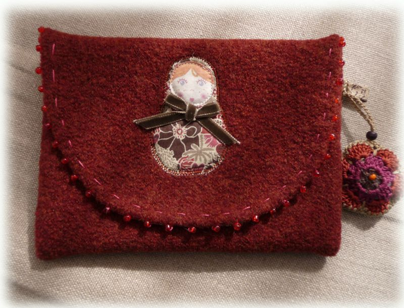 pochette matrioshka