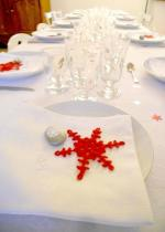 table de Noel - Anisbee