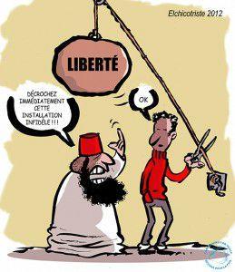 print ELCHICOTRISTE-TUNISIE