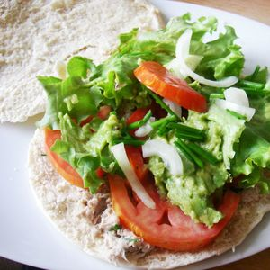 pita au maquereau et guacamole 6
