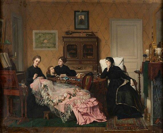 Ravel, les suites de la guerre (1872)