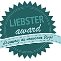 Liebster award ~ tag 1