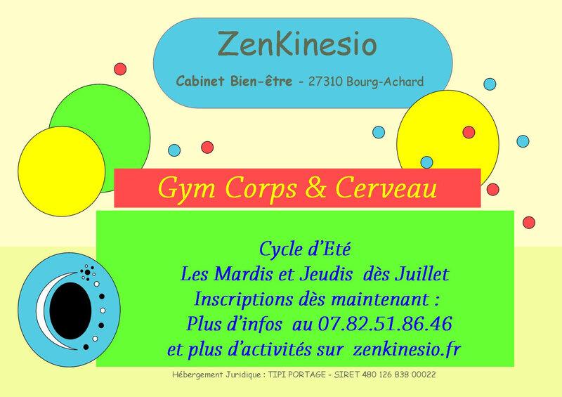 Gym Corps et Cerveau