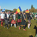 L'internationale des highland games: for me, for me, formidable...