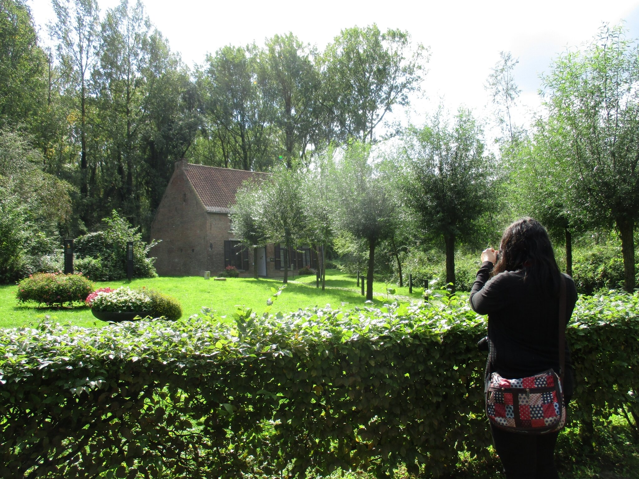 Wanderlustingk travel blog : Daytrips from Brussels - Vincent Van Gogh in Belgium and the Borinage