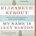 My name is lucy barton - elizabeth strout (2016)