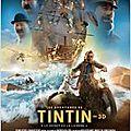Les aventures de tintin, film de steven spielberg