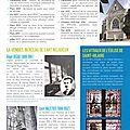 « le mortagnais » consacre un dossier à l'église saint-hilaire