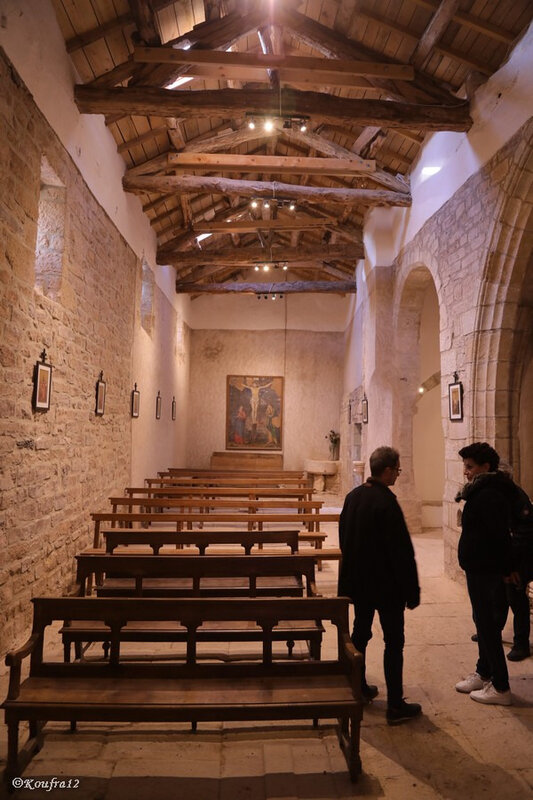 Photos JMP©Koufra12 - La Tour Sur Sorgues - Chapelle St Amans - 18112018 - 0021