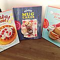 Collection les irrésistibles : magic mug cakes / quatre-quarts for ever / babas cool ! (éditions de la martinière)