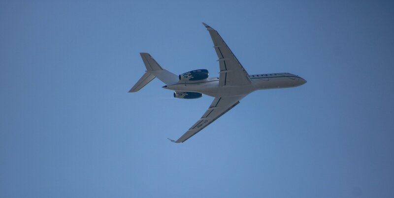 Bombardier Global Express BD700