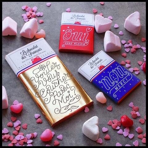 le chocolat des francais voulez vous coucher avec moi 3