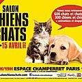 Le salon chiens chats