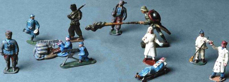 jouet de guerre rennes