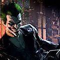Batman arckham origins : moins cher sur wiiu