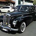 Wolseley six eighty, 1951