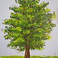 Comment peindre un arbre en 3 étapes