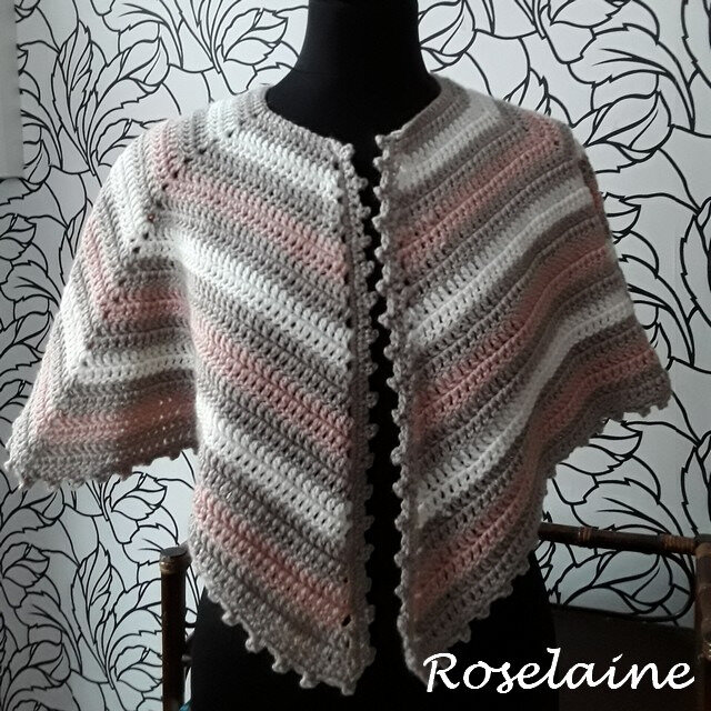 Roselaine Casual Cool Shawl 1