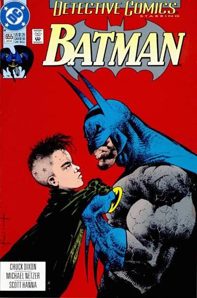 detective comics 0655