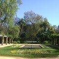 Parc Maria Luisa, Séville-1