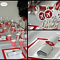 Deco d'anniversaire theme avion