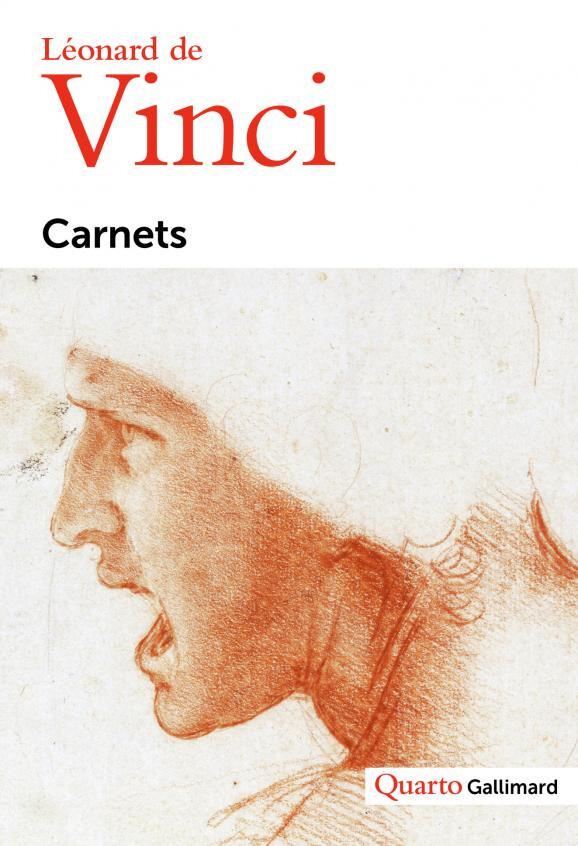 Réédition des Carnets de Léonard de Vinci pour les 500 ans de sa mort