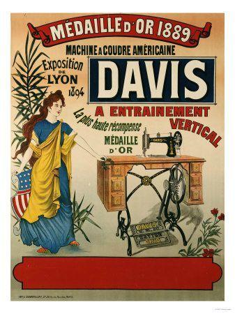 Affiches machines à coudre (14)