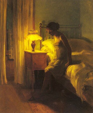 Peter_Ilsted_In_The_Bedroom