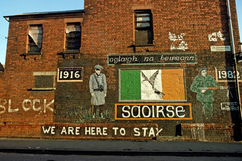 Mural-in-Republican-West-Belfast