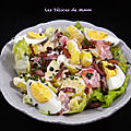 Salade froide de pommes de terre aux lardons