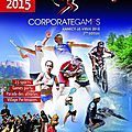 Corporate games d'Annecy