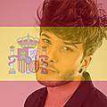 Blas cantó sélectionné comme représentant espagnol à l'eurovision