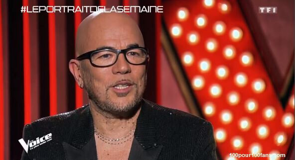 Pascal Obispo invité de The Voice la suite