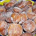Beignets moelleux - recette de famille carnaval - facile et gourmand