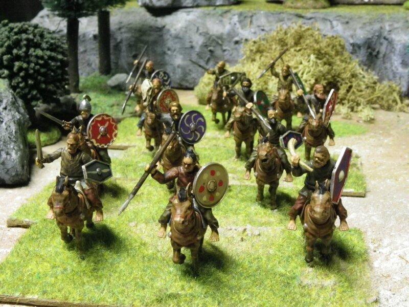 cavalerie germaine hail caesar