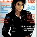Michael jackson comes back - ebony, septembre 1987