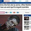 Zombie mais pas trop