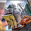 Fête médiévale du château de talmont (vendée)